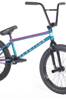 Cult Control 20 2020 Freestyle BMX Cykel 21 Prism Water